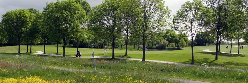 Kagerzoom Golfclub | Jol Golf Design Golf Kagerzoom